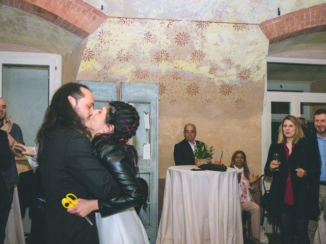 Il matrimonio di Marco e Sara a Varese, Varese 282