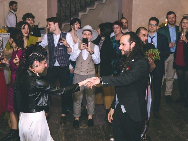 Il matrimonio di Marco e Sara a Varese, Varese 289