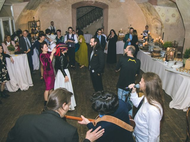 Il matrimonio di Marco e Sara a Varese, Varese 295