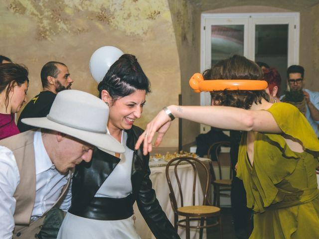 Il matrimonio di Marco e Sara a Varese, Varese 339