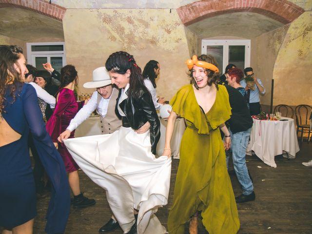 Il matrimonio di Marco e Sara a Varese, Varese 340
