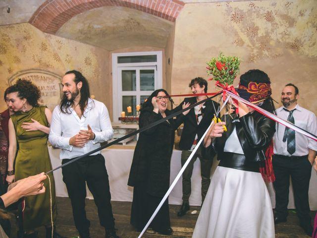 Il matrimonio di Marco e Sara a Varese, Varese 352