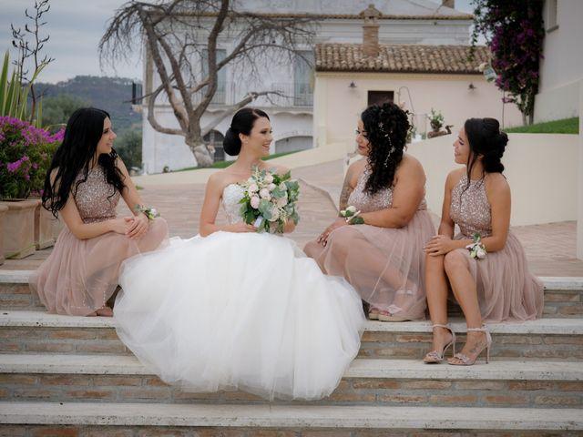 Il matrimonio di Fabian e Ramona a Cirò Marina, Crotone 19