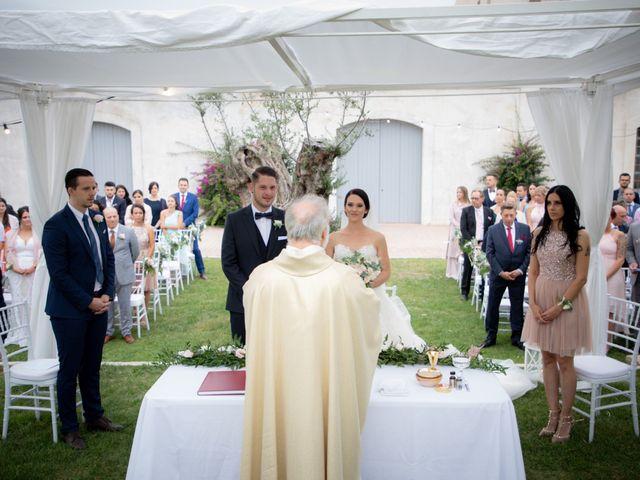 Il matrimonio di Fabian e Ramona a Cirò Marina, Crotone 24