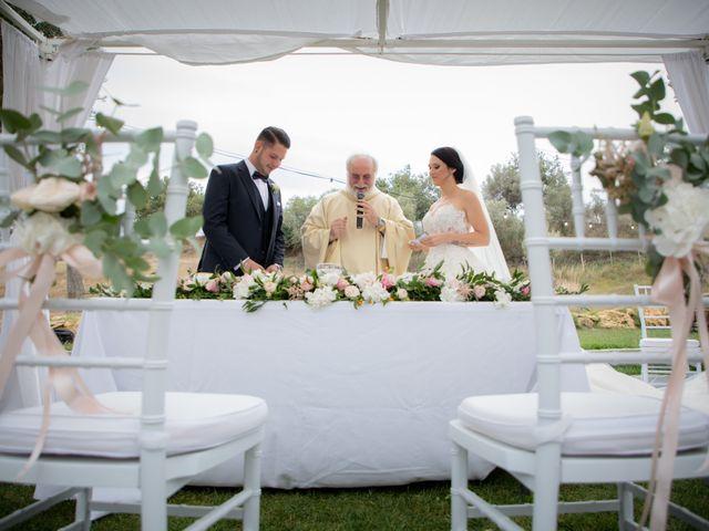 Il matrimonio di Fabian e Ramona a Cirò Marina, Crotone 1