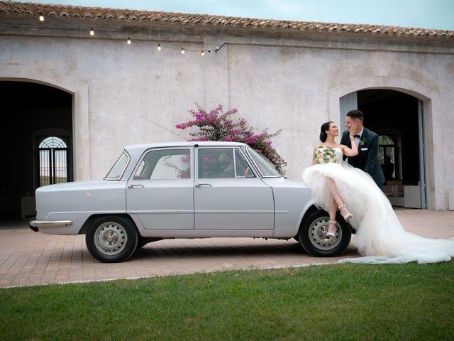 Il matrimonio di Fabian e Ramona a Cirò Marina, Crotone 34