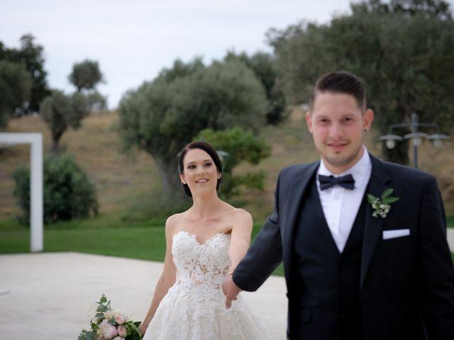 Il matrimonio di Fabian e Ramona a Cirò Marina, Crotone 39