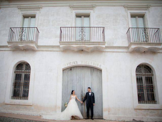 Il matrimonio di Fabian e Ramona a Cirò Marina, Crotone 42