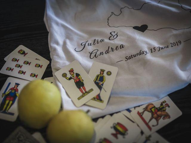 Il matrimonio di Andrea e Julia a Siculiana, Agrigento 1