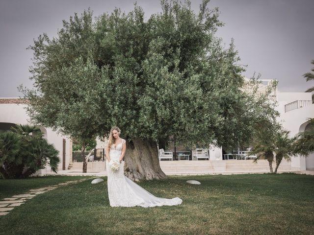 Il matrimonio di Andrea e Julia a Siculiana, Agrigento 27