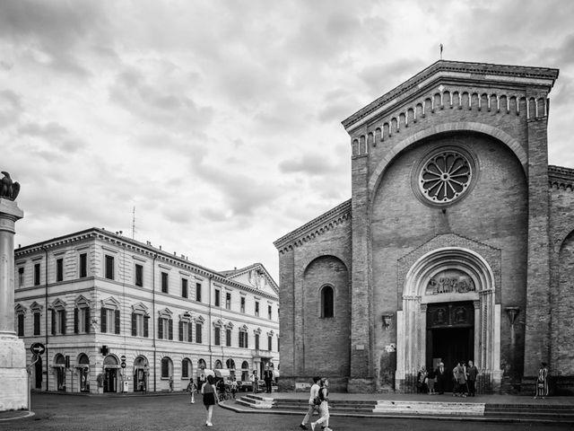 Il matrimonio di Matteo e Matilde a Forlì, Forlì-Cesena 17