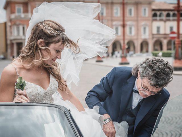Il matrimonio di Matteo e Matilde a Forlì, Forlì-Cesena 20