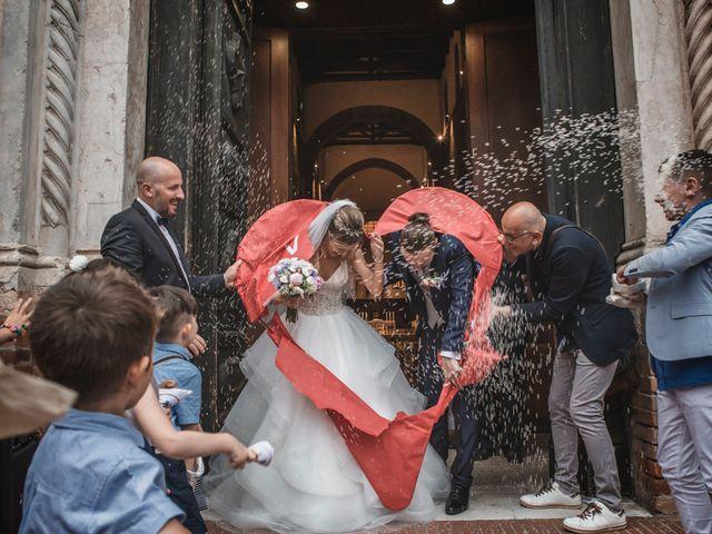 Il matrimonio di Matteo e Matilde a Forlì, Forlì-Cesena 33