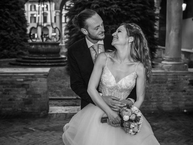 Il matrimonio di Matteo e Matilde a Forlì, Forlì-Cesena 35