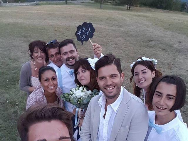 Il matrimonio di Simone e Elisa a Giuncugnano, Lucca 4