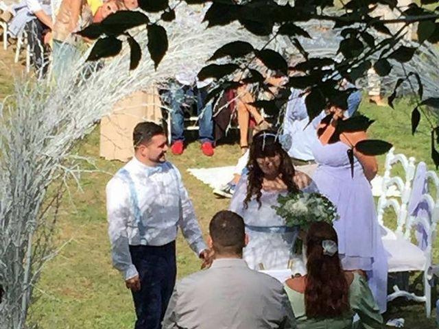 Il matrimonio di Simone e Elisa a Giuncugnano, Lucca 5