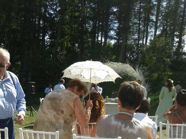 Il matrimonio di Simone e Elisa a Giuncugnano, Lucca 12