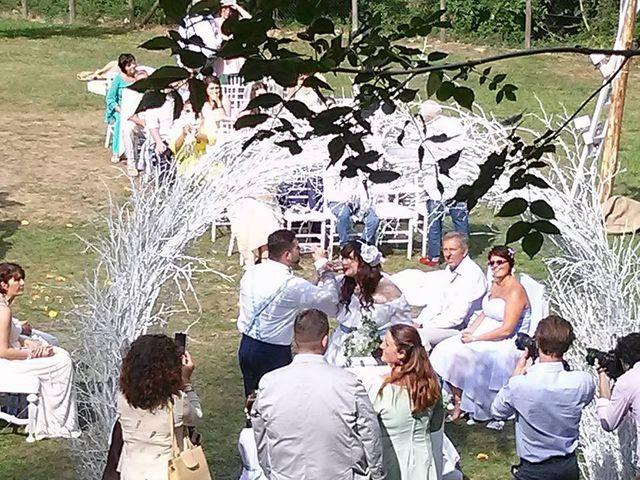 Il matrimonio di Simone e Elisa a Giuncugnano, Lucca 20
