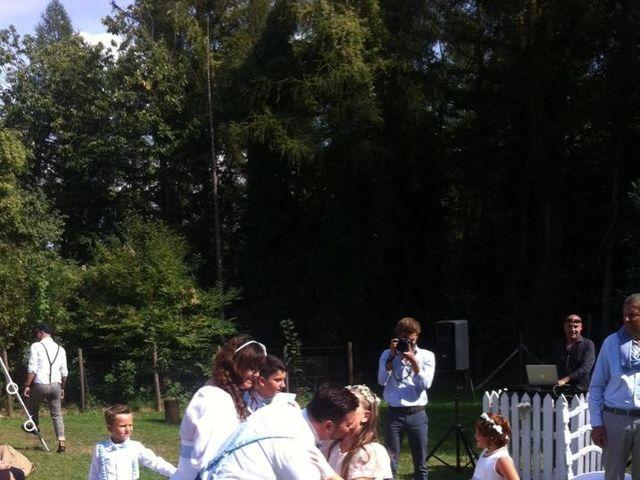 Il matrimonio di Simone e Elisa a Giuncugnano, Lucca 38