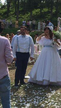 Il matrimonio di Simone e Elisa a Giuncugnano, Lucca 43