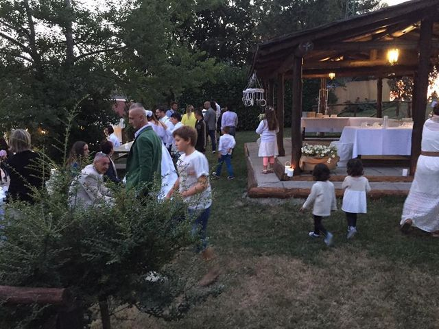 Il matrimonio di Simone e Elisa a Giuncugnano, Lucca 48