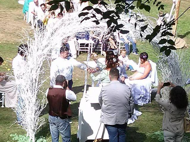 Il matrimonio di Simone e Elisa a Giuncugnano, Lucca 49