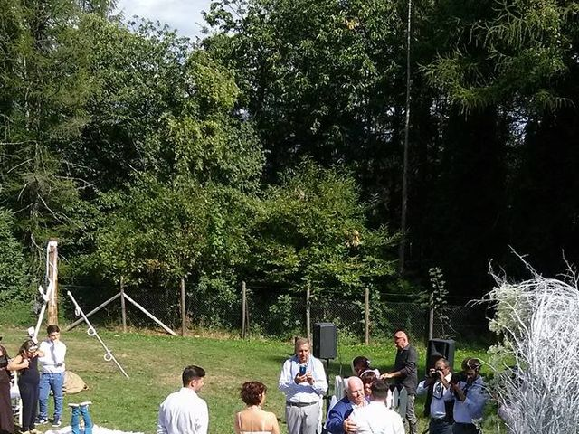 Il matrimonio di Simone e Elisa a Giuncugnano, Lucca 52