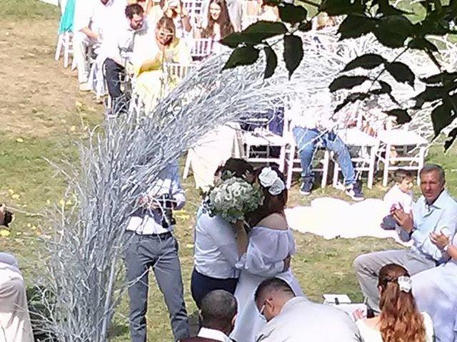 Il matrimonio di Simone e Elisa a Giuncugnano, Lucca 55