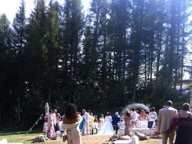 Il matrimonio di Simone e Elisa a Giuncugnano, Lucca 56