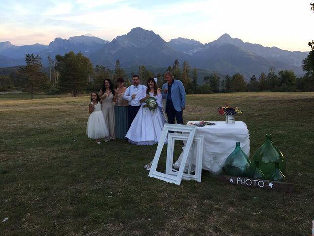 Il matrimonio di Simone e Elisa a Giuncugnano, Lucca 64