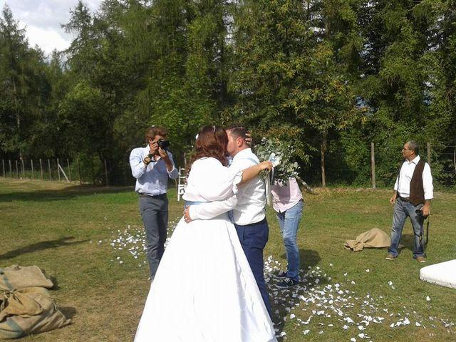 Il matrimonio di Simone e Elisa a Giuncugnano, Lucca 67