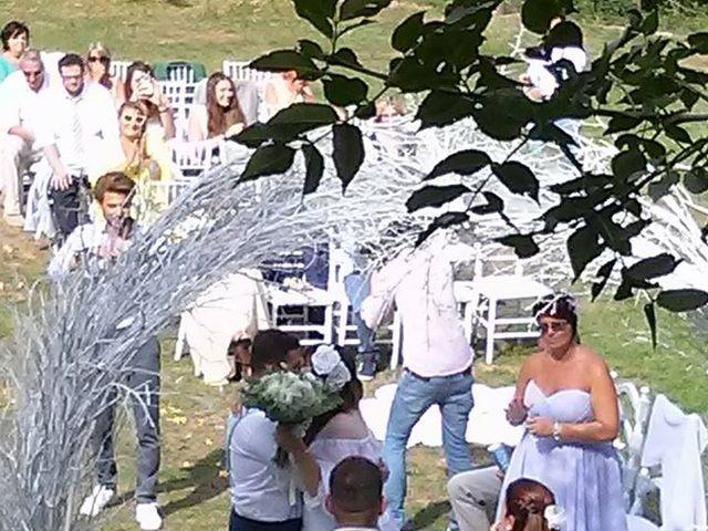 Il matrimonio di Simone e Elisa a Giuncugnano, Lucca 77