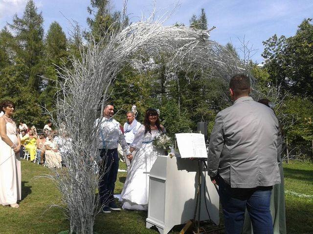 Il matrimonio di Simone e Elisa a Giuncugnano, Lucca 80