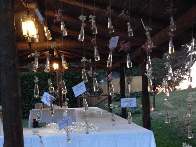 Il matrimonio di Simone e Elisa a Giuncugnano, Lucca 84