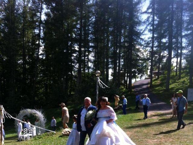 Il matrimonio di Simone e Elisa a Giuncugnano, Lucca 90