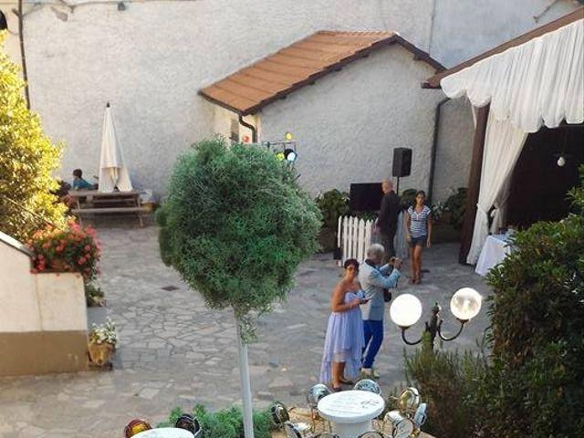 Il matrimonio di Simone e Elisa a Giuncugnano, Lucca 93