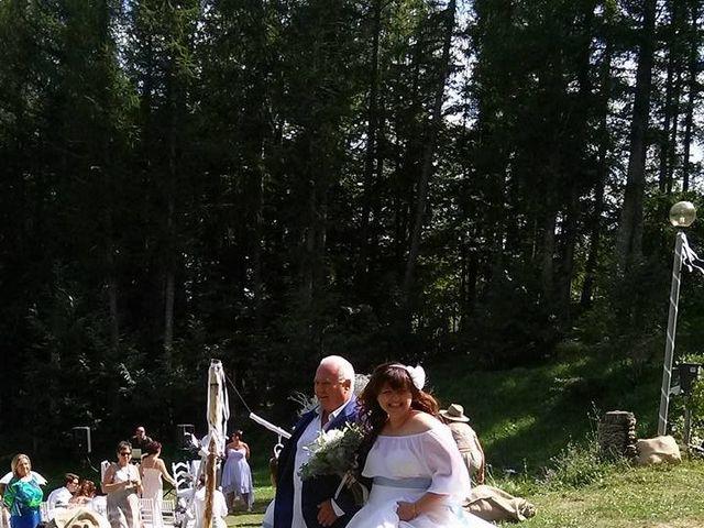 Il matrimonio di Simone e Elisa a Giuncugnano, Lucca 97