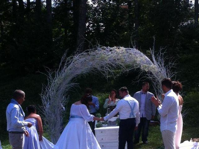 Il matrimonio di Simone e Elisa a Giuncugnano, Lucca 98
