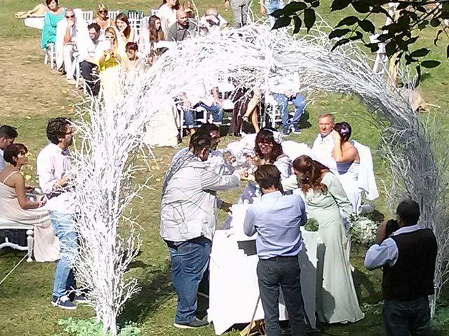 Il matrimonio di Simone e Elisa a Giuncugnano, Lucca 103