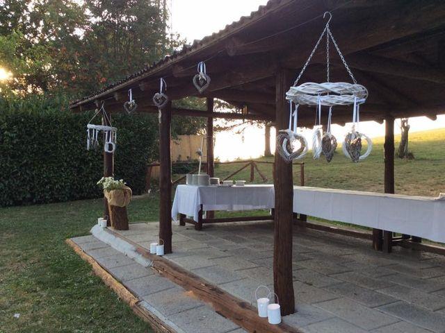 Il matrimonio di Simone e Elisa a Giuncugnano, Lucca 104