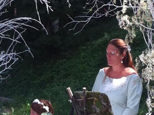 Il matrimonio di Simone e Elisa a Giuncugnano, Lucca 107