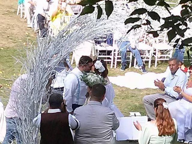 Il matrimonio di Simone e Elisa a Giuncugnano, Lucca 110