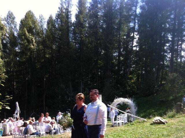 Il matrimonio di Simone e Elisa a Giuncugnano, Lucca 114