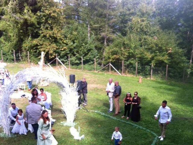 Il matrimonio di Simone e Elisa a Giuncugnano, Lucca 120