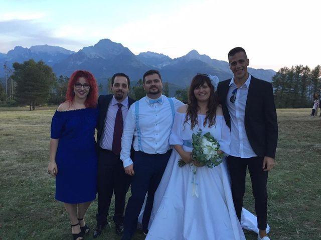 Il matrimonio di Simone e Elisa a Giuncugnano, Lucca 121