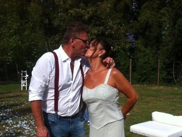 Il matrimonio di Simone e Elisa a Giuncugnano, Lucca 123
