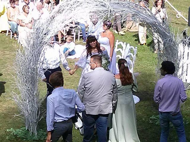 Il matrimonio di Simone e Elisa a Giuncugnano, Lucca 124