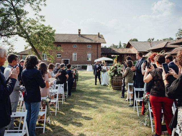 Il matrimonio di Alberto e Eleonora a Cerrione, Biella 17