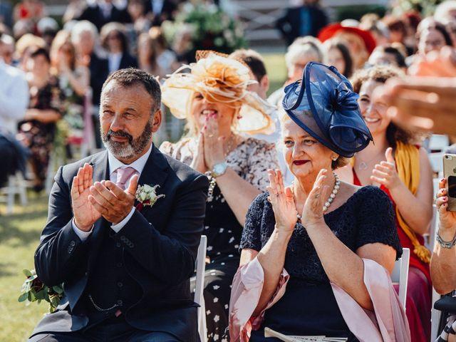 Il matrimonio di Alberto e Eleonora a Cerrione, Biella 20