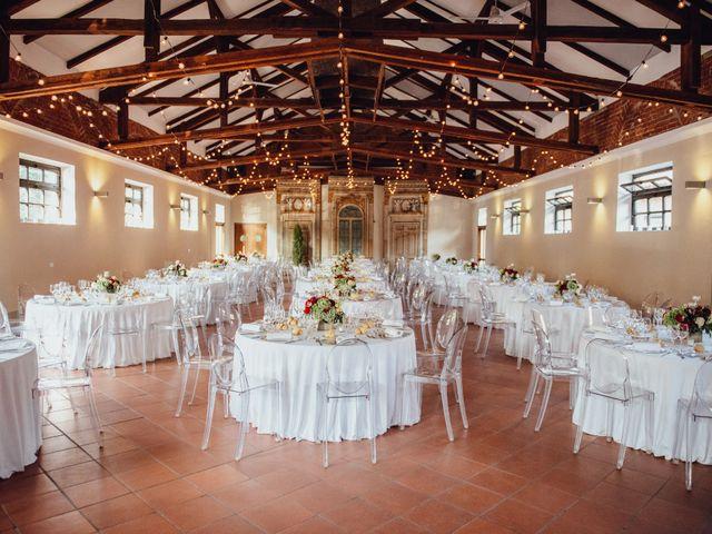 Il matrimonio di Alberto e Eleonora a Cerrione, Biella 32